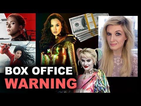 Box Office - Birds Of Prey, Mulan, Black Widow, Wonder Woman 1984