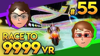 Mario Kart Wii - DEPRESSING!!! - Race To 9999 VR | Ep. 55