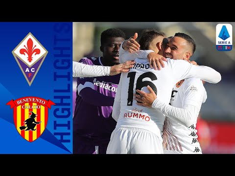 Fiorentina Benevento Goals And Highlights