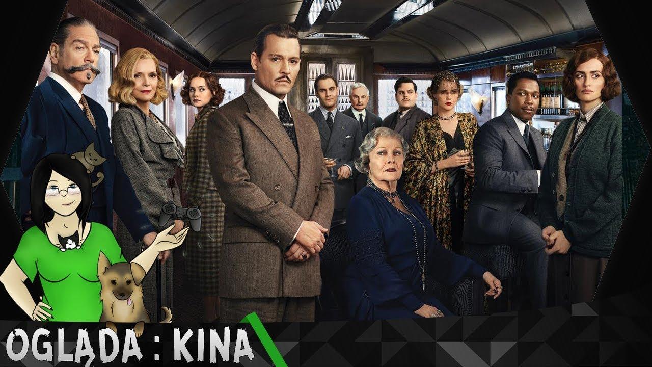 Morderstwo w Orient Expressie – Kina Poleca… lub nie #195