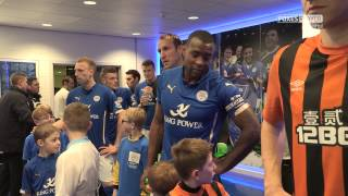 Video Gol Pertandingan Leicester City vs Hull City