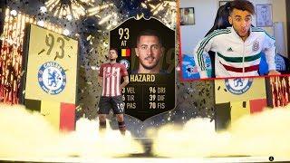 😱 20 IF GARANTITI con HAZARD 93 IF! FIFA 19 PACK OPENING [ITA]
