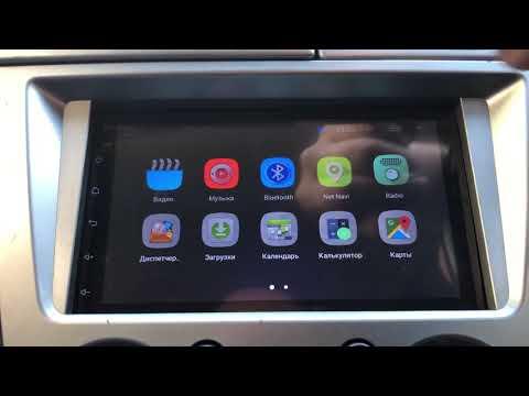 Обзор магнитолы Андроид 8.1Go 4S