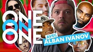 One on one | Alban Ivanov nous dit tout ce qu'il pense des rappeurs français