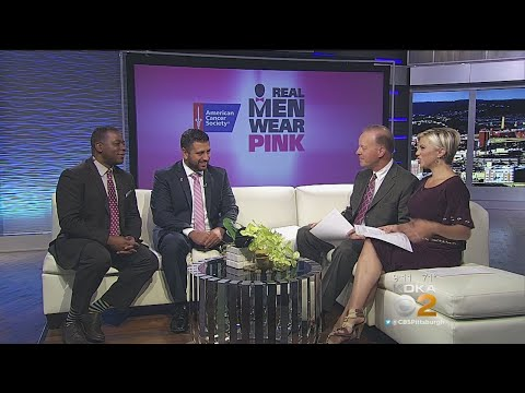 American Cancer Society's Real Men Wear Pink Campaign Begins