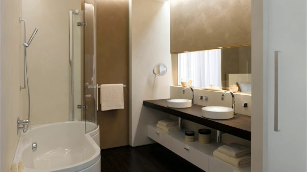 wohnideen badezimmer ohne fenster, badezimmer beleuchtung ohne fenster - youtube, Design ideen