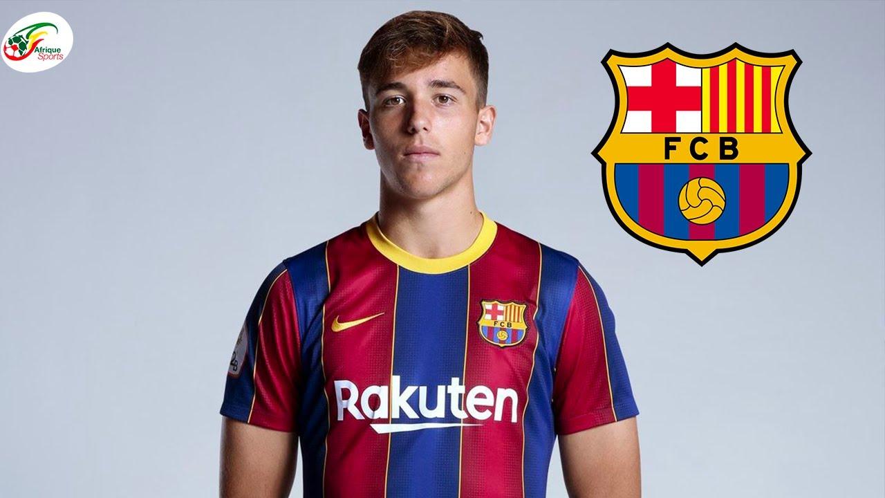 Download Barça: Qui est Nico Gonzalez, la pépite qui enflamme la Catalogne ?