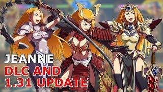 SNK Heroines: Jeanne DLC