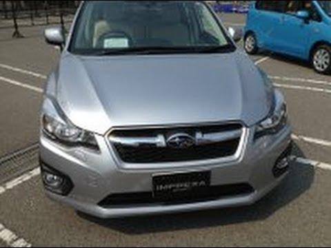 Subaru Impreza Sport『インプレッサ』 体感2 0i Eyesight Ivory