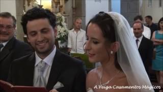 A.Veiga Casamentos Mágicos - Mix do dia D 53 Bibiana e Vasco (parte 1)  - A.Veiga Casamentos Mágicos