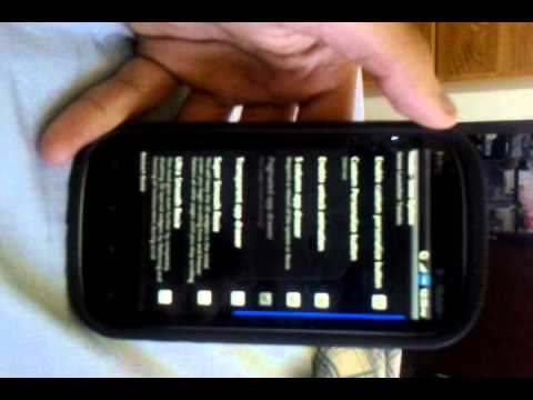 HTC Amaze 4g Rooted with custom rom.