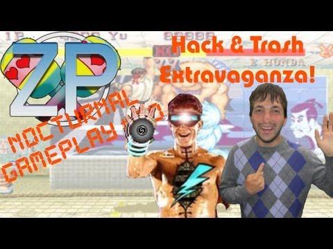 FIGHT MONTH - Nocturnal Gameplay #60 - Hack & Trash Extravaganza!