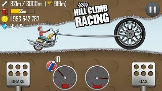 Hill Climb Racing 2 - Daily Challenges \\ Crossroads VIP