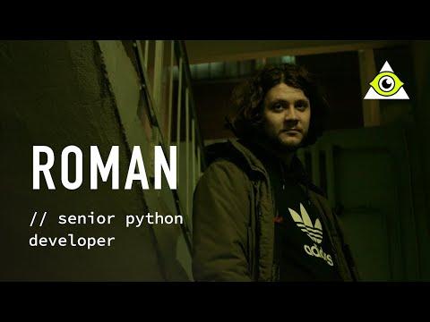 Roman / Python developer at Lemon