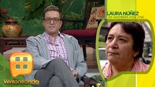 Laura Núñez estaba con José José cuando Sara Sosa llegó para llevárselo a Miami.