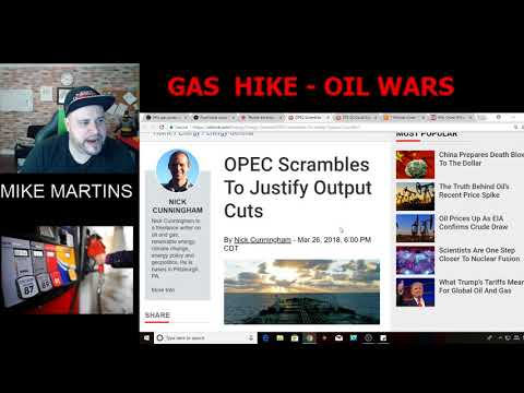 Oil wars ? or Just Tax Increases ?