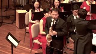 La Ronde des Lutins Op. 25 (Kenneth Tse and Hong Kong Festival Winds)