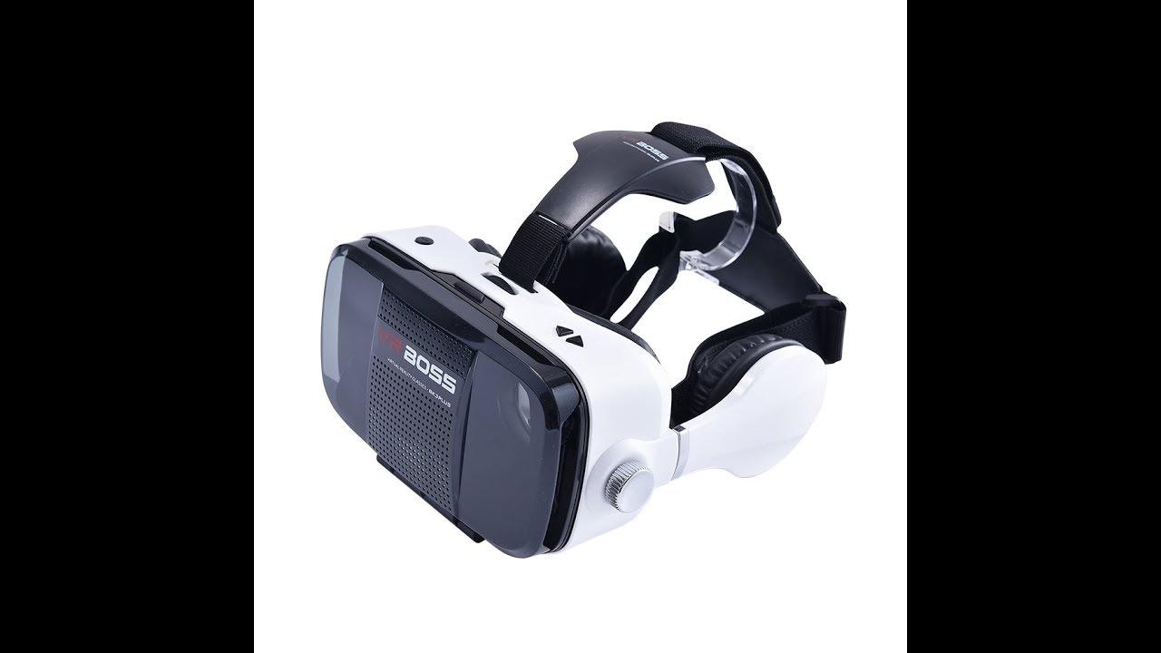 e8e03fafaa4d3 Melhor custo beneficio Óculos VR  Review completo do VR Boss - Incrível