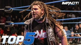 Top 5 Must-See Moments from IMPACT Wrestling for Mar 22, 2019 | IMPACT! Highlights Mar 22, 2019