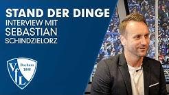 Stand der Dinge: Sebastian Schindzielorz im Interview vor der Saison 2019/20