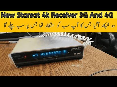 #starsatSrX1pro4k Starsat SR X1 Pro 4k Receiver 36 Month Server