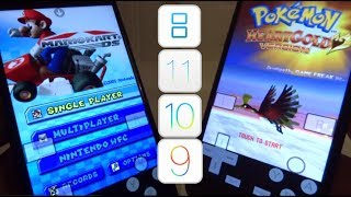 NEW Install Nintendo DS & Games FREE iOS 11 - 11.4.1 / 10 / 9 NO Jailbreak NO PC iPhone iPad iPod