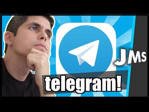 Telegram Canal - Chat Privado e Super Grupo de 5mil Contatos