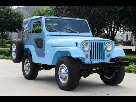 1960 jeep cj5 for sale youtube. Black Bedroom Furniture Sets. Home Design Ideas