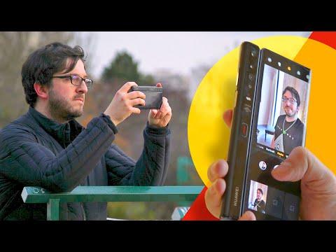 12 hours in Paris: Camera testing the Mate X 🇫🇷