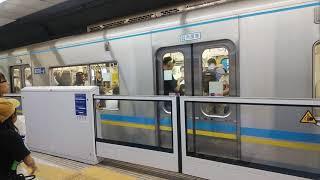 【千葉ニュータウン鉄道】9200形京急空港線羽田空港(国内線)駅発車