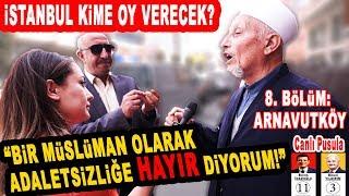 En Koyu AK Partililerin Yaşadığı Arnavutköy