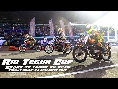 ROAD RACE | Rio Teguh Cup | RX KING sd 140cc TUNE UP OPEN | Brigif Desember 2017