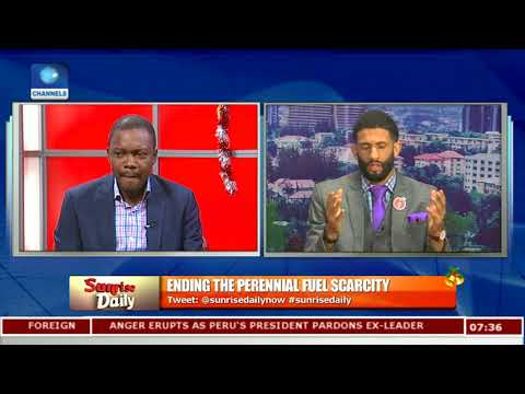 Esele Foresees Increase In Subsidy,Fuel Pump Price In 2018 Pt.2 |Sunrise Daily|