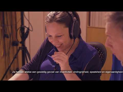 Daria van den Bercken – Scarlatti album recording (behind the scenes)