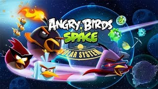 Angry Birds Space - SOLAR SYSTEM (Update) - All Levels - Gameplay Walkthrough