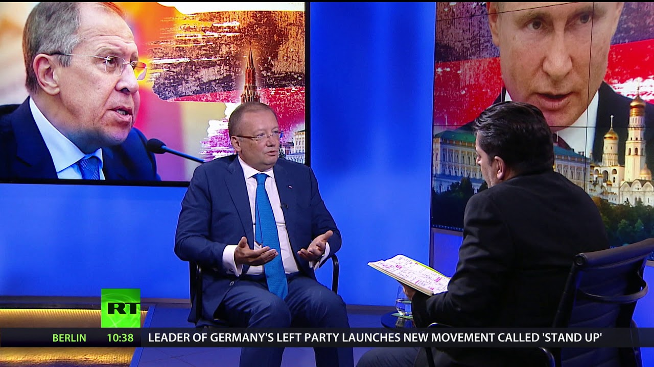 'UK choose to deter rather than develop Russian relations' – Alexander Yakovenko (Going Underground)