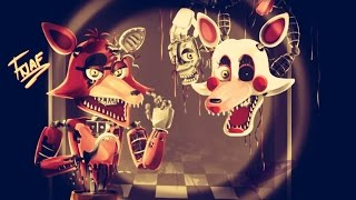 FNAF song ''Demons'' |music by : ImagineDragons| -Nightcore-