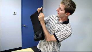 XFX Warpad Clip-On Gaming Mouse Pad Unboxing & First Look Linus Tech Tips