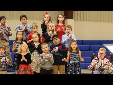 St Mary Parish Catholic School K-2 Christmas concert 2017