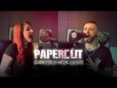 Linkin Park - Papercut (Djent/Tech Metal Cover) [Feat. Chloe Ozwell]