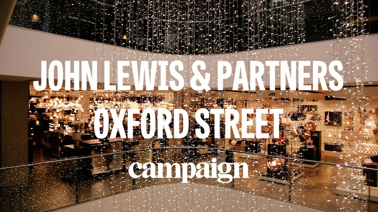 John Lewis Christmas.John Lewis Creates Behind The Scenes Experience Of Elton