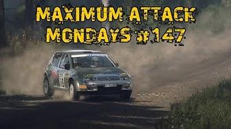 Maximum Attack Mondays #147 - DiRT Rally 2.0 - Volkswagen Golf Kitcar in Järvenkylä