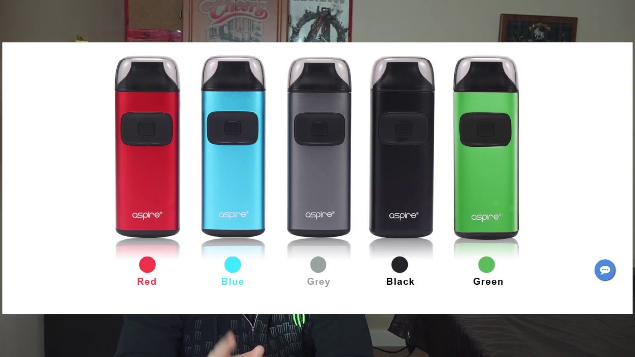 Aspire Breeze Vs Joyetech AIO Eco - Best Mouth to Lung Vape of 2018