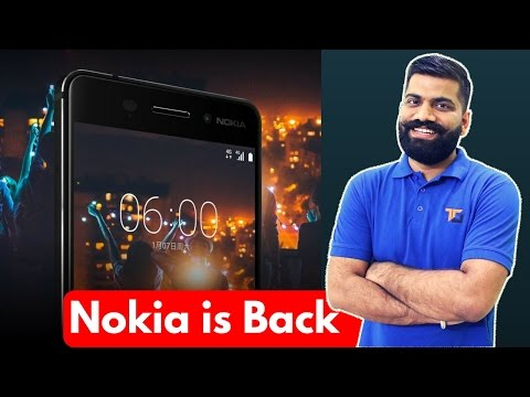 Nokia 6 Smartphone Launched - My Opinions