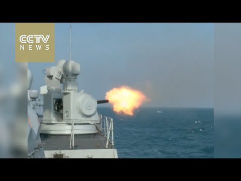 China carries out air defense, anti-missile drill in South China Sea