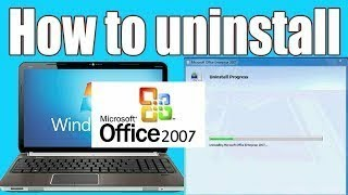How to uninstall Microsoft® Office 2007 from Windows® 10