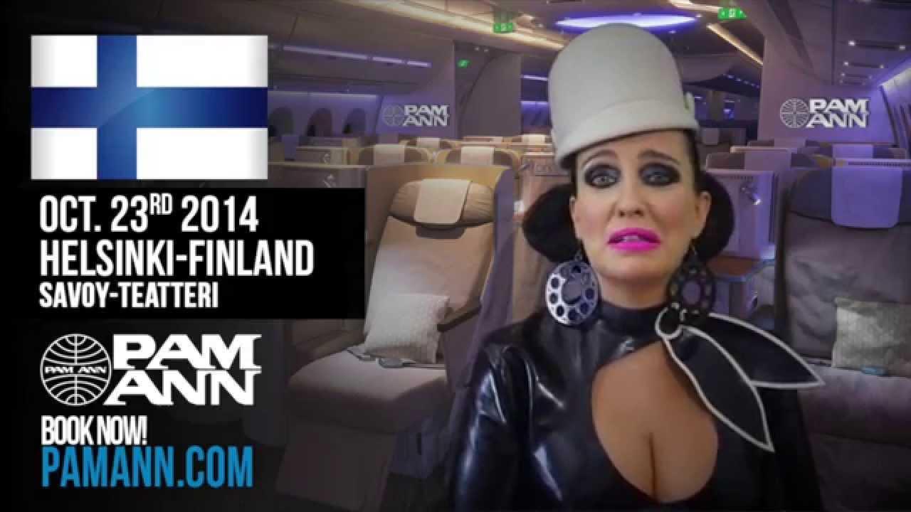 Pam Helsinki