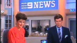 TNQ-7 (NQTV) QTQ-9 National Nine News, Sunday May 22nd 1988 thumbnail