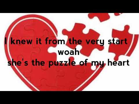 Westlife ~ Puzzle of my heart (with lyrics)