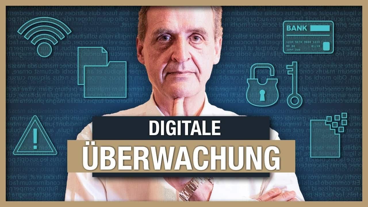 Unsere Freiheit ist in Gefahr: Digitale Überwachung [WICHTIG!] - YouTube